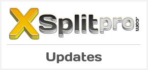 xSplitPro-Updates